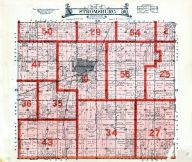 Stromsburg Township, Butler and Polk County 1918