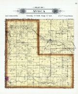 Avoca Township, Weeping Waters Creek, Cass County 1905