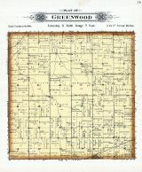 Greenwood Township, Alvo, Cass County 1905