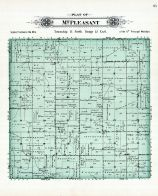 Mt. Pleasant Township, Cass County 1905