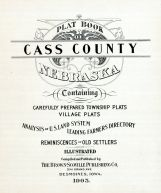 Title Page, Cass County 1905