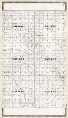 Townships 25, 26 and 27, Ranges 25 and 26, Elizabeth P.O., Cascade P.O., Goose Creek, Elsmere P.O., Cherry County 1919