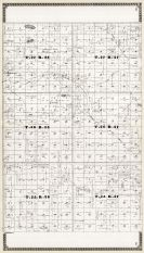Townships 25, 26 and 27, Ranges 27 and 28, Lewanna P.O., Calf Creek, Goose Creek,  North Loup River, Cherry County 1919