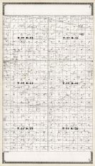 Townships 25, 26 and 27, Ranges 31 and 32, Well P.O., Big Creek, Calf Creek, Curlew P.O., Cherry P.O., Cherry County 1919