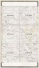 Townships 25, 26 and 27, Ranges 33 and 34, Erik P.O., Prentice P.O., Middle Fork of Middle Loup River, Calf Creek, Cherry County 1919