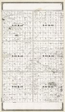 Townships 25, 26 and 27, Ranges 39 and 40, Dandale P.O., Bean Soup Lake, Mothers Lake, Cherry County 1919