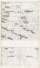 Townships 28, 29 and 30, Ranges 27 and 28, Vian P.O., Long Lake, Rat, Red Deer, Marsh, West Twin, Sweet Water, Cherry County 1919