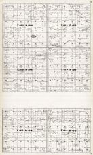 Townships 28, 29 and 30, Ranges 33 and 34, Newton P.O., Ethel P.O., Snake River, North Loup River, Boardmans, Cherry County 1919