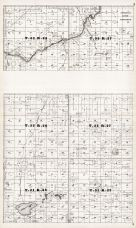 Townships 31, 32 and 33, Ranges 27 and 28, Niobrara River, Game Preserve, Swan Lake, Alkali Lake, Smithy Lake, Cherry County 1919