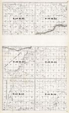 Townships 31, 32 and 33, Ranges 29 and 30, Burge P.O., Niobrara National Forest Reserve, Snake River, Gordon, Cherry County 1919