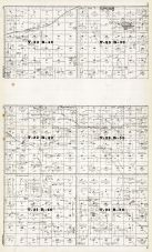 Townships 31, 32 and 33, Ranges 39 and 40, Jarehko Lake, Gay Lake, Niobrara River, Harlan P.O., Soudan, Cherry County 1919