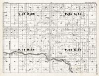 Townships 34 and 35, Ranges 25 and 26, Niobrara River, Sparks, Niobrara Game Preserve, Cherry County 1919