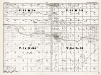 Townships 34 and 35, Ranges 33 and 34, Cody, Chicago and North Western R.R., Bear Creek, Niobrara River, Cherry County 1919