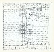 Resurvey Plat, Cherry County 1938