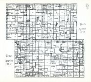 Townships 24 and 25, Ranges 31 and 32, Loup River, Cherry County 1938