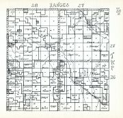 Townships 26 and 27, Ranges 27 and 28, Cherry County 1938