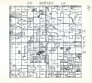 Townships 26 and 27, Ranges 29 and 30, Swan Lake, Duck Lake, Cherry County 1938