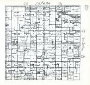 Townships 26 and 27, Ranges 31 and 32, Powell Lake, Cherry County 1938
