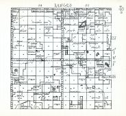 Townships 26 and 27, Ranges 37and 38, Cherry County 1938
