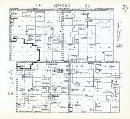 Townships 28 and 29, Ranges 25 and 26, Skull Lake, Cherry County 1938