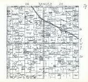 Townships 30 and 31, Ranges 25 and 26, Evergreen Creek, Cherry County 1938
