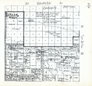 Townships 30 and 31, Ranges 31 and 32, Cherry County 1938