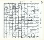 Townships 30 and 31, Ranges 39 and 40, Snake River, Cherry County 1938