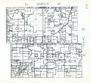 Townships 32 and 33, Ranges 39 and 40, Hay Creek, Cherry County 1938