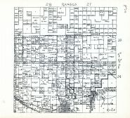 Townships 34 and 35, Ranges 27 and 28, Cherry County 1938
