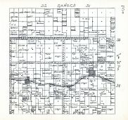 Townships 34 and 35, Ranges 31 and 32, Kilgore Village, Cherry County 1938
