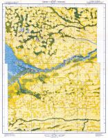 Soil Map - Sheet 1, Cherry County 1956