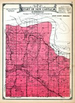 New Castle Township - 1, Dixon and Dakota Counties 1925