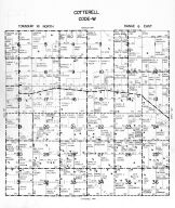 Cotterell Township - Code W, Dodge County 1962