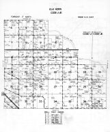 Elk Horn Township - Code J and JE, Dodge County 1962