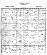 Pleasant Valley Township - Code T, Dodge County 1962
