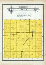 Township 26 Range 14, Wyoming, Holt County 1915
