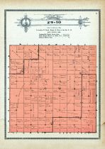 Township 29 Range 10, Iowa, Holt County 1915