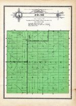 Township 30 Range 10, Willowdale, Holt County 1915