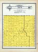 Township 30 Range 9, Willowdale, Holt County 1915