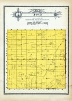 Township 31 Range 13, Rock Falls, Holt County 1915