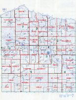 Farm Ownership Map, Holt County 1959