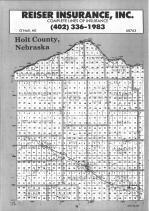 Index Map 1, Holt County 1992