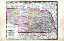 State Map, Howard County 1900