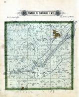 Township 13 North Range 11 West, Howard County 1900