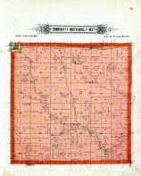 Township 14 North Range 11 West, Howard County 1900