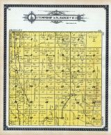 County Outline Map, Howard County 1917