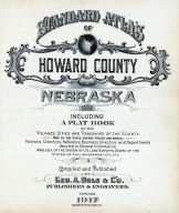 Title Page, Howard County 1917