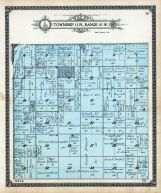 Township 13 N., Range 10 W, Howard County 1917
