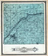 Township 13 N., Range 11 W, Dannebrog, Howard County 1917
