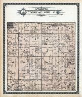 Township 14 N., Range 11 W, Farwell, Howard County 1917